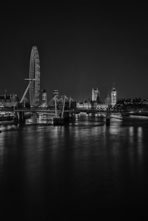Photograph of Westminster Bridge 10