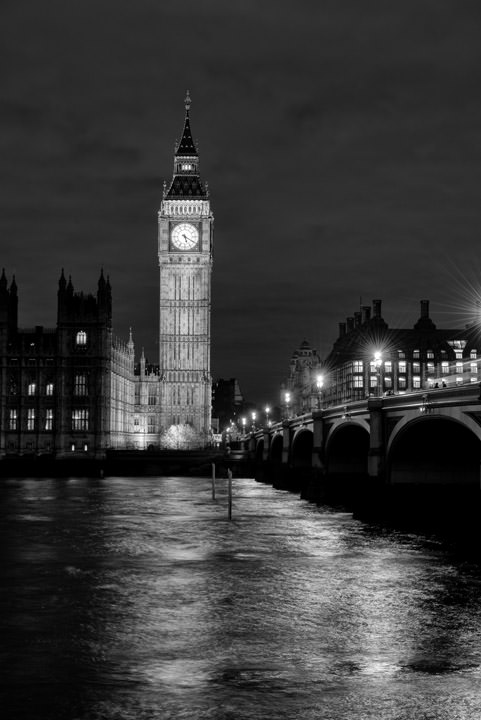 Photograph of Westminster Bridge 11