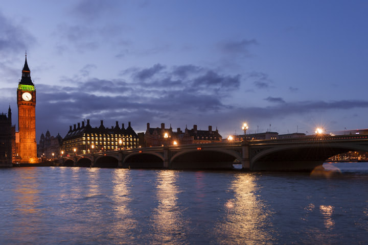 Photograph of Westminster Bridge 12