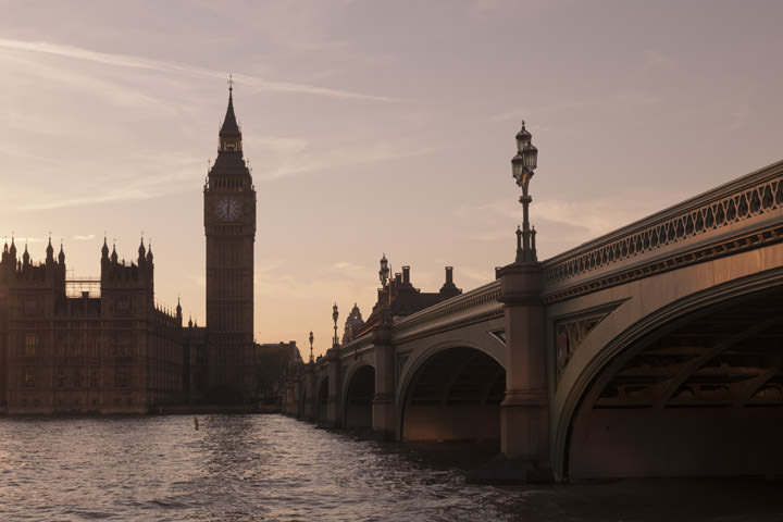 Photograph of Westminster Bridge 13