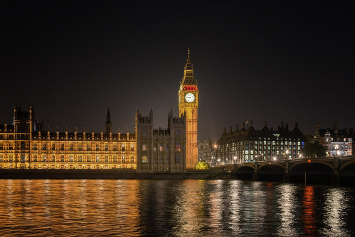 Photograph of Westminster Bridge 14