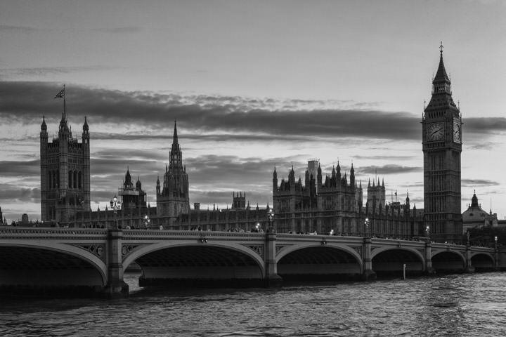 Photograph of Westminster Bridge 16