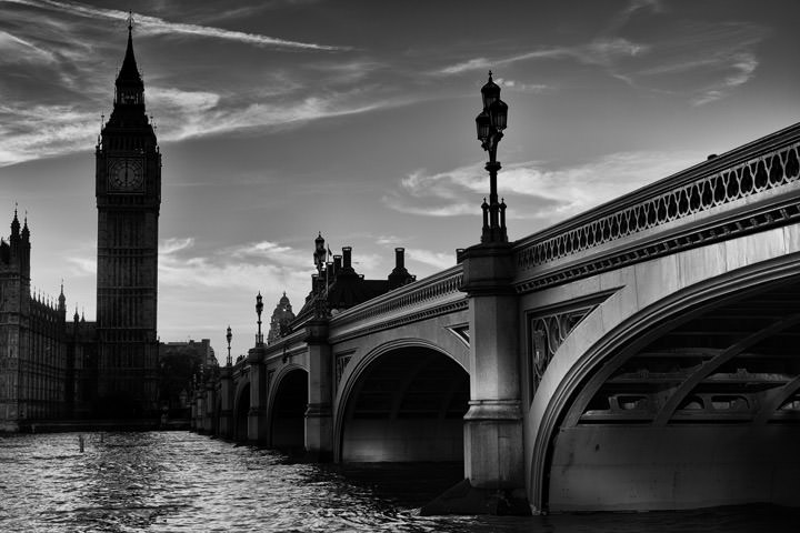 Photograph of Westminster Bridge 3