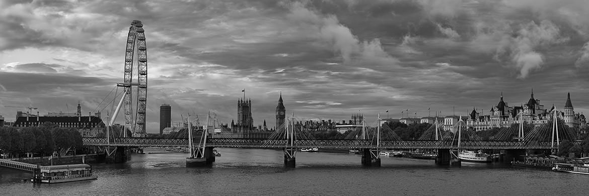 Photograph of Westminster Skyline 11