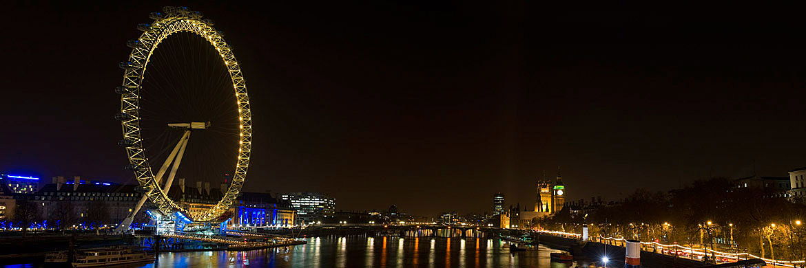 Photograph of Westminster Skyline 2
