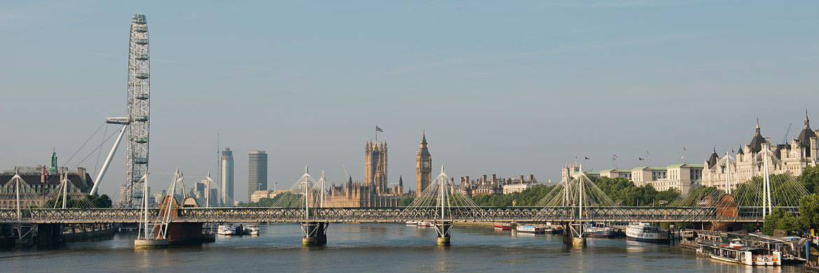 Photograph of Westminster Skyline 6