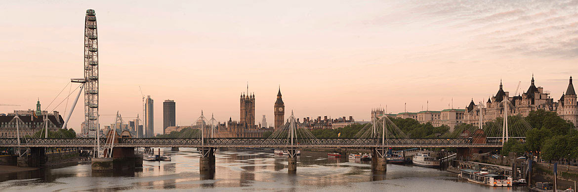 Photograph of Westminster Skyline 8