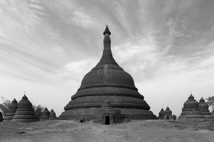 Photograph of Wethali Mrauk U