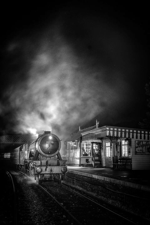 Photograph of Weybourne Steam