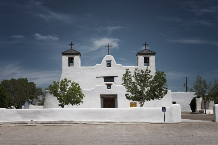 White Church New Mexico