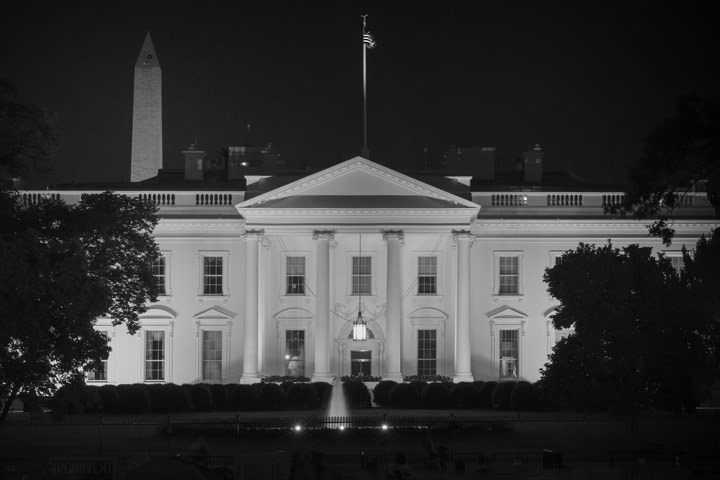 Photograph of White House 1