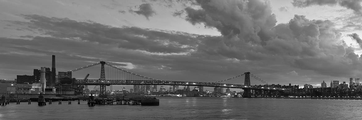 Photograph of Williamsburg Bridge 1