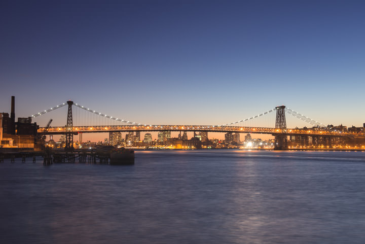 Photograph of Williamsburg Bridge 14