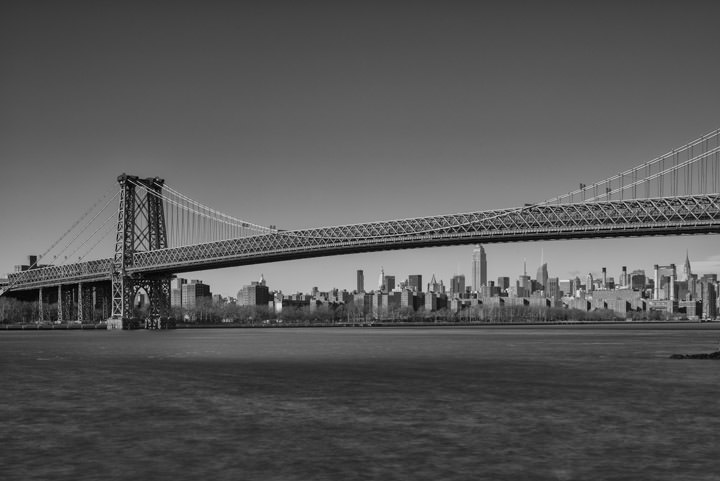 Photograph of Williamsburg Bridge 15