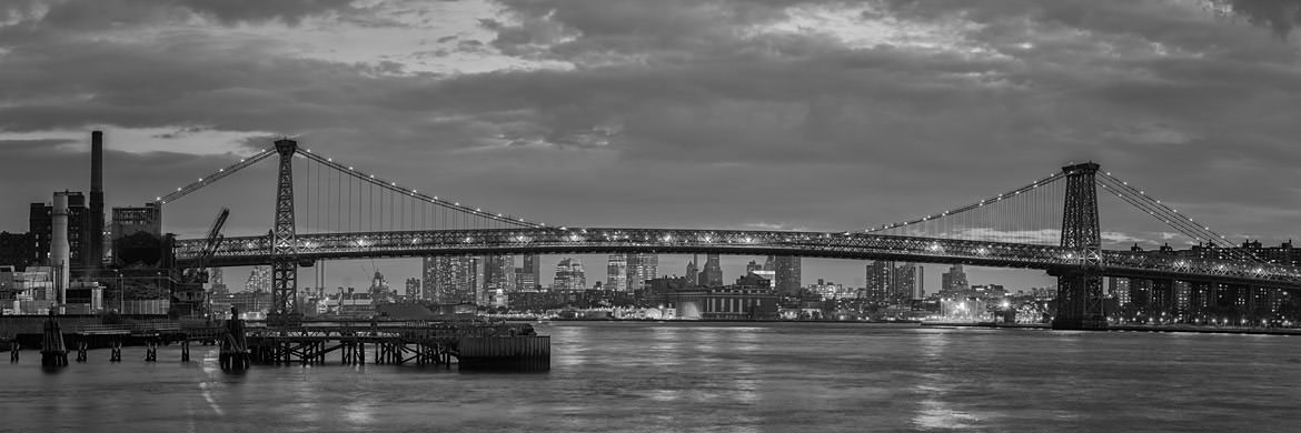 Photograph of Williamsburg Bridge 16