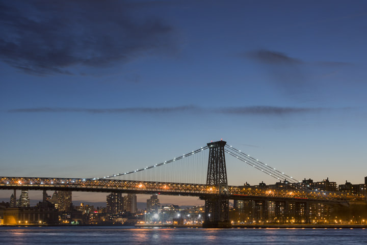 Photograph of Williamsburg Bridge 5