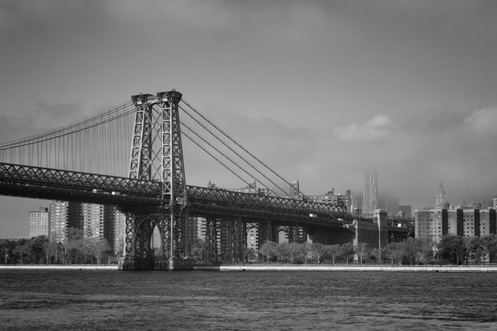 Photograph of Williamsburg Bridge 8