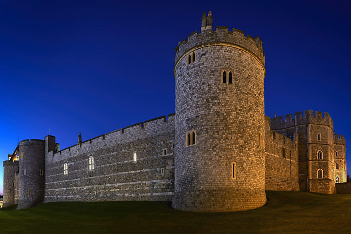 Photograph of Windsor Castle 1