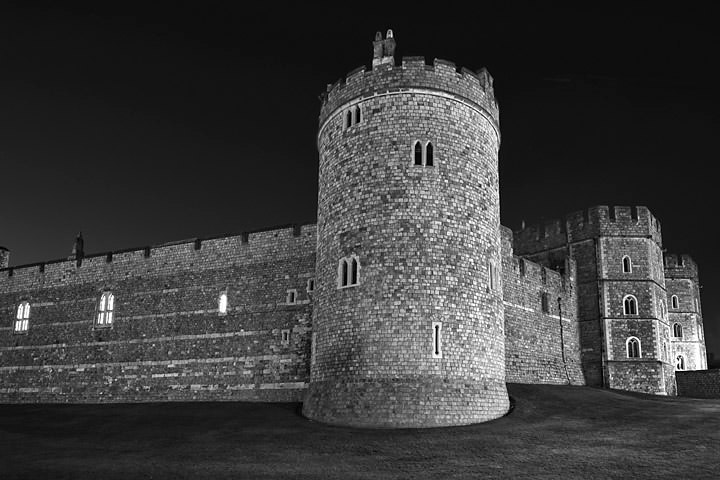 Photograph of Windsor Castle 2