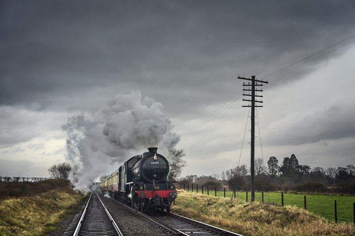 Photograph of Winter Steam 3