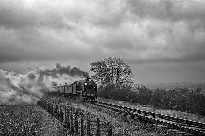 Photograph of Winter Steam 4
