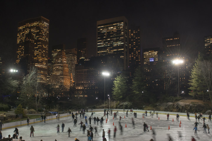 Photograph of Wolman Rink 1