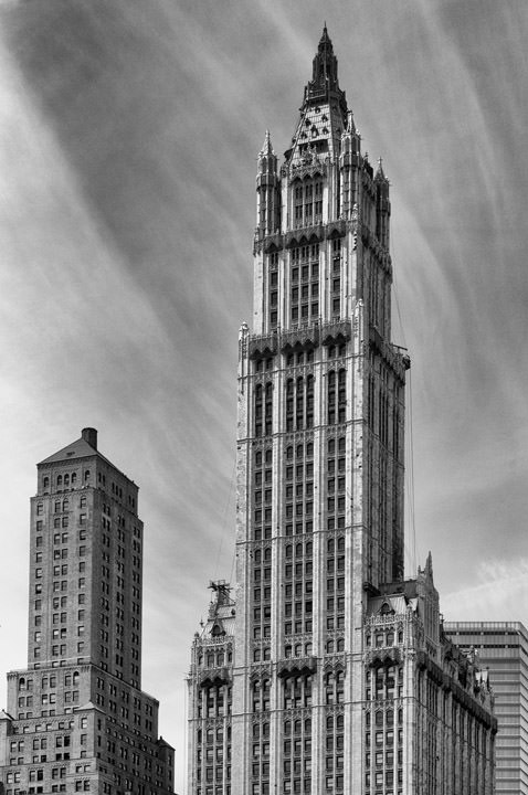 Photograph of Woolworth Building 11