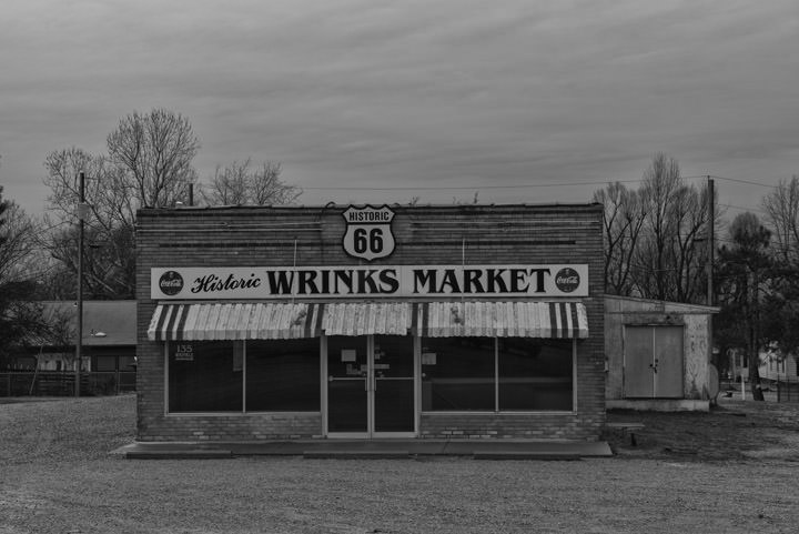 Photograph of Wrinks Market Lebanon 2