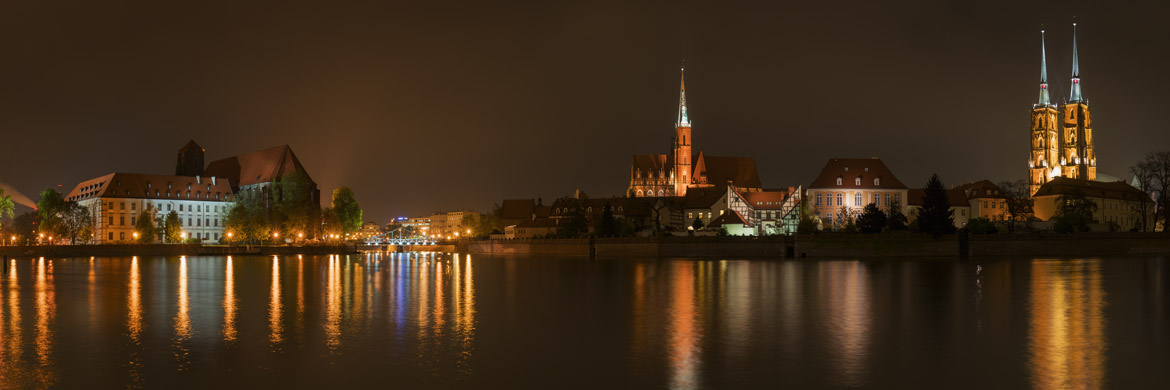 Photograph of Wroclaw Panorama 3