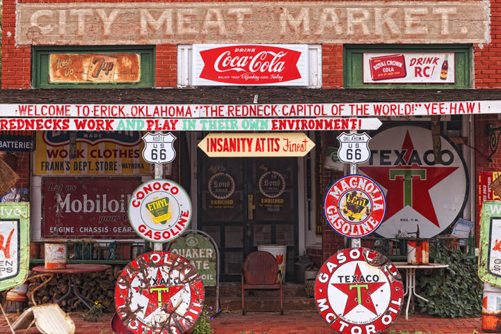 Photograph of Yee Haw - Route 66