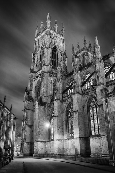 Photograph of York Minster 4