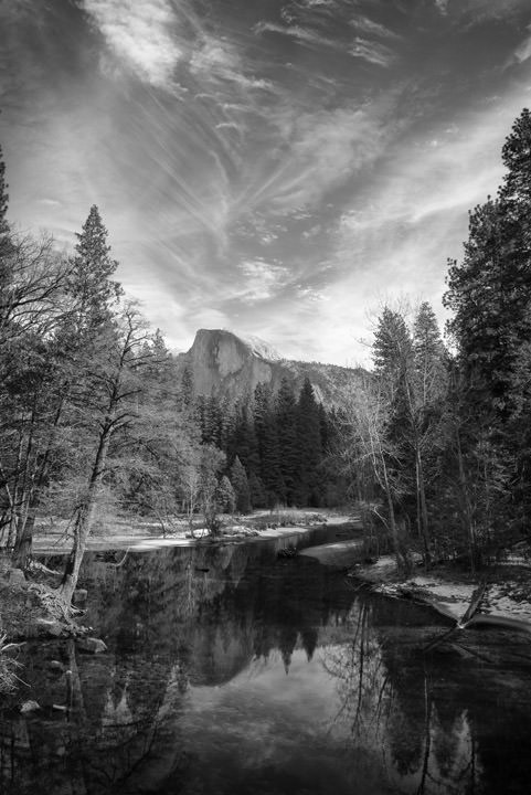 Photograph of Yosemite-1