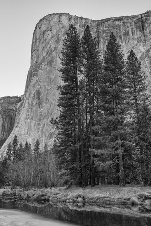 Photograph of Yosemite Landscape 1