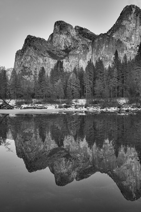Yosemite Reflections 6