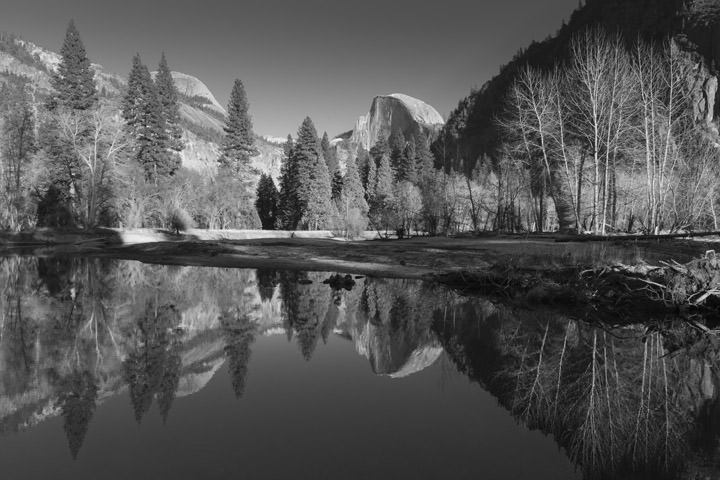 Yosemite Reflections 8