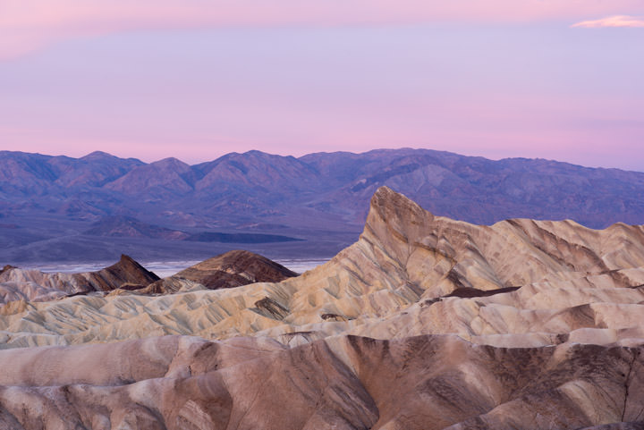 Photograph of Zabriskie Point 2