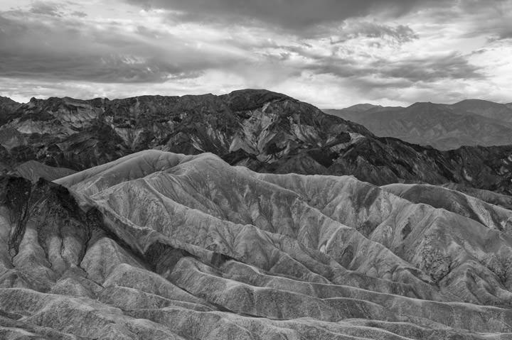 Photograph of Zabriskie Point 3