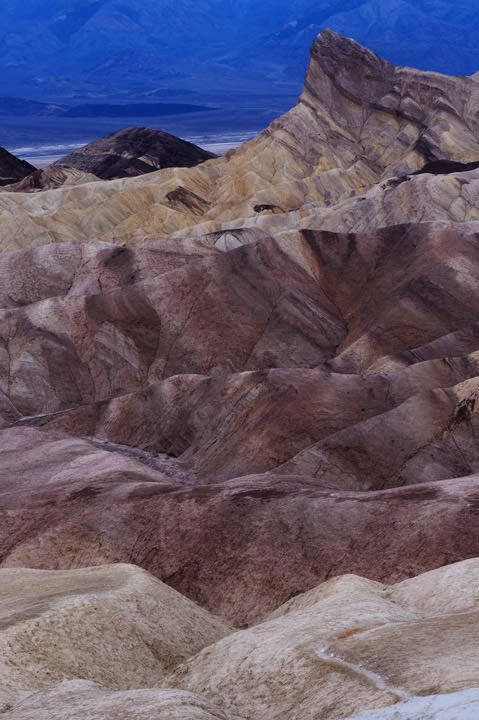Photograph of Zabriskie Point