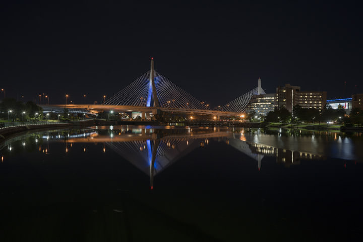Photograph of Zakim Bridge 2